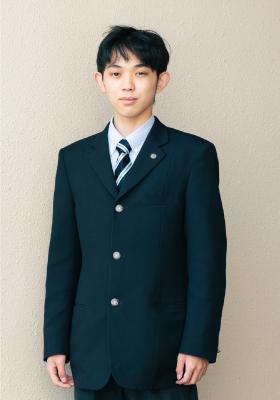 男子制服(冬服)